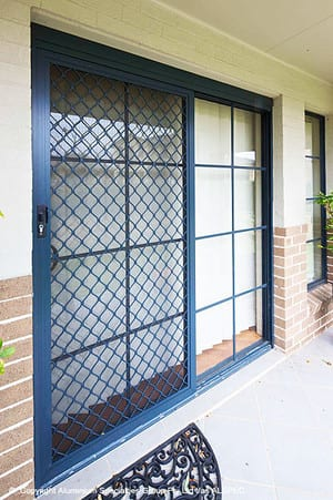 Custom Screens & Security Products Pic 5 - security screens