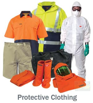 SafetyQuip Pic 2 - Protective Clothing work shirts trousers shorts jackets vests aprons coveralls chemsuits welding apparel firefighting apparel tool belts etc