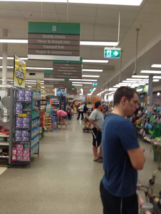 Woolworths Ltd Pic 2 - Only 1 hour wait in que today