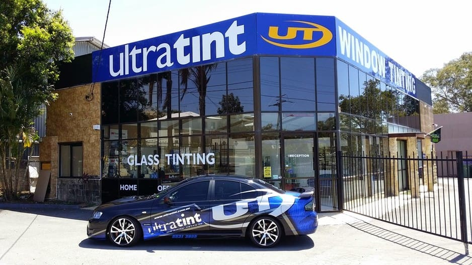 Ultra Tint Pic 1 - Our new location at 201 Nerang St Southport