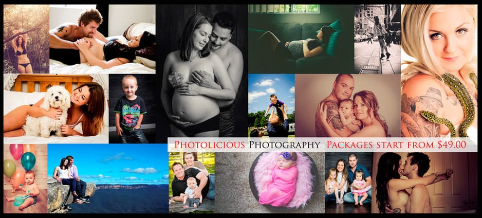Photolicious Photography Pic 1 - Studio Packages Start at 49