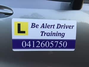 Be Alert Driver Training Pic 4