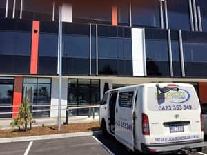 Best Choice Heating & Cooling Pic 5 - Full Unit Installation Duct refrigerated for a new clinic in Bundoora