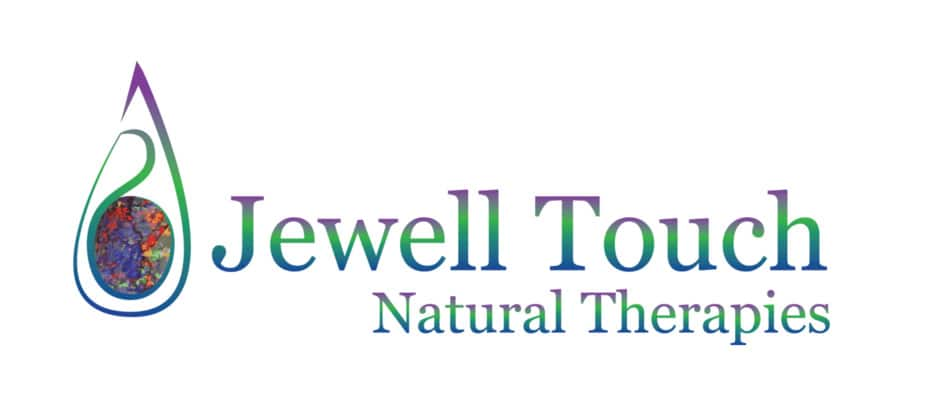 Jewell Touch Natural Therapies Pic 1 - JEWELL TOUCH LOGO HORIZONTAL