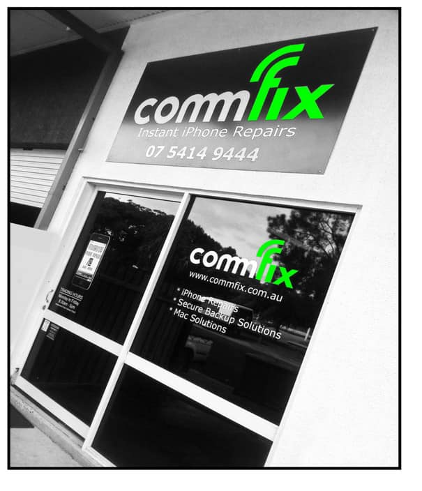 Commfix Repair Centre Pic 1