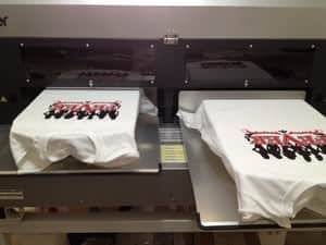 The Print Bar Pic 5 - Fever Printed T Shirts