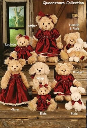 Bears From The Heart Pic 3 - Huge range of bears to choose from and have most names in store
