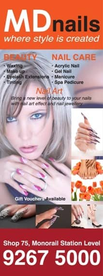 MD nails and beauty Pic 1