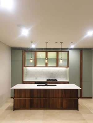 Incite Solutions Pic 2 - Kitchen electrical work and fitout