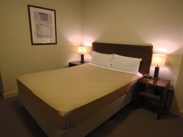 The Harbour Phoenix Serviced Apartments Pic 1 - Bedroom