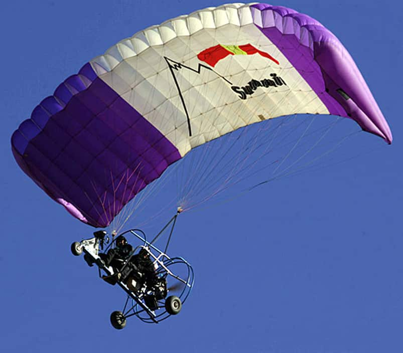 POWERED PARACHUTES Pic 1
