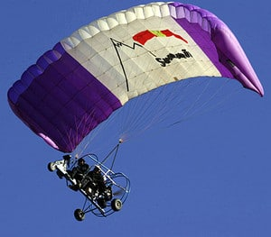 POWERED PARACHUTES Pic 2 - ppc