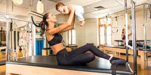 Inner Strength Pilates Pic 2 - Brilliant for PostNatal Care
