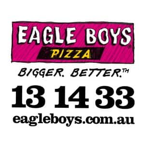 Eagle Boys Pic 2 - Eagle boys Pizza