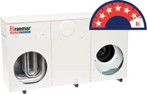 Simplyair Heating and Cooling Pic 4 - Braemar Gas Ducted Heating