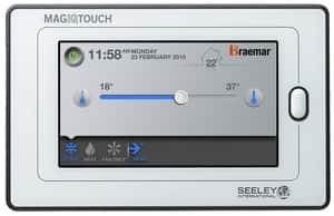 Simplyair Heating and Cooling Pic 5 - MagiQtouch Controller
