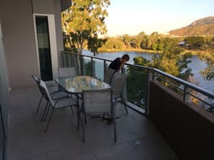 Itara & Jacana Apartments Pic 3 - The gorgeous views from Itara apartments We were staying in room 39 on the 4th floor