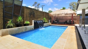 Performance Pool & Spa Pic 4 - Formal Swimming Pool and Outdoor Area