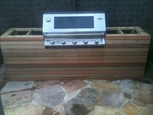Blumfield Carpentry & Property Maintenance Pic 2 - Hampton BBQ