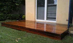 Blumfield Carpentry & Property Maintenance Pic 3 - Hampton Deck