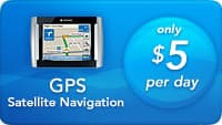 Bayswater Car Rental Pic 1 - car rental with GPS