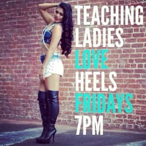 Dance2Music Australia Pic 4 - Ladies do you have heels come and join me every Friday at 7pm bring it on
