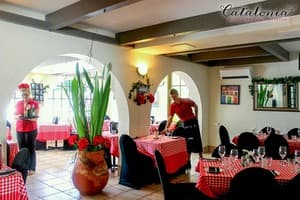 Catalonia Restaurant Pic 5 - Inside the Catalonia Mediterranean Restaurant Baragara