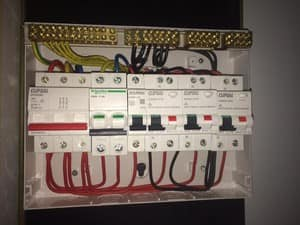 Response Fire & Electrical Services Pic 2 - Switchboard Upgrade