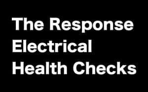 Response Fire & Electrical Services Pic 4 - Response Electrical Health Checks
