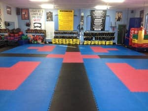 IMC Kemps Creek Pic 5 - Training Floor