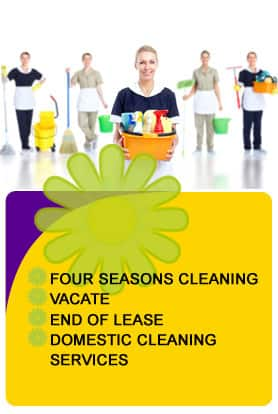 Clean & Tidy Pic 4 - Four Seasons Cleaning Melbourne