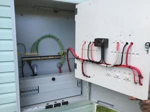Ipswich City Electrical Pic 2 - Switchboard upgrade one mile