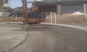 Diggers Excavating and Transport Pty Ltd Pic 2 - Building a Culdesac