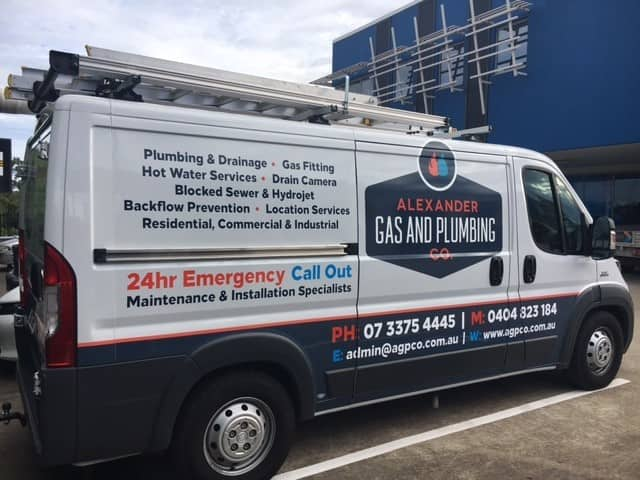 Alexander Gas and Plumbing Co Pty Ltd Pic 1