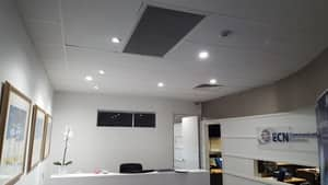 Glenn Kelly Electrical Services Pic 4 - New reception area fit out