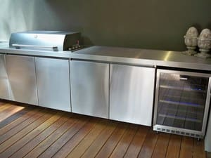 ss kitchen cabinets s amp b stainless in moorabbin melbourne vic metal 2451