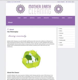 Website500 Pic 4 - Mother Earth Cleaning