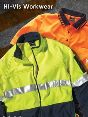 EmbroidMe MT Gravatt Pic 5 - Hi Vis and Workwear