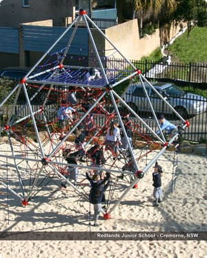 Moduplay Commercial System Pic 3 - Redlands School Park