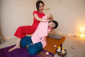 Golden Touch Thai Massage Pic 5