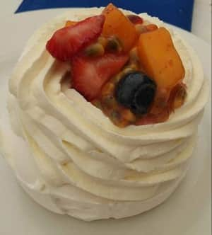Doyles Restaurant Pic 2 - Pavlova was great