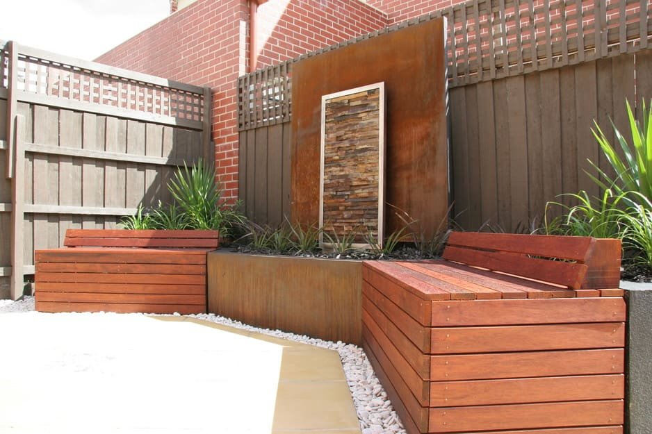 Perfect courtyard gardens in northcote melbourne vic for Courtyard designs melbourne