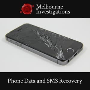 Melbourne Investigations Pic 5 - Recover lost or deleted phone data and SMSs