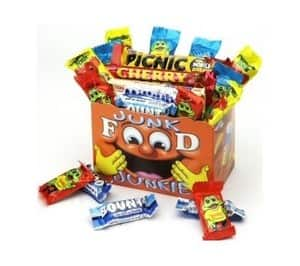 Hobby Hampers Pic 4 - Junk Food Junkie