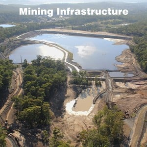 KCE Pic 3 - Mining Infrastructure Providing the framework that drives mining production and efficiency