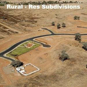 KCE Pic 5 - Rural Res Subdivisions Shaping new neighbourhoods in regional surrounds