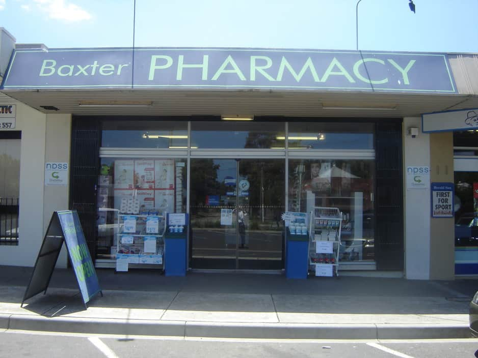 Baxter Pharmacy Pic 1 - Welcome to Baxter Pharmacy