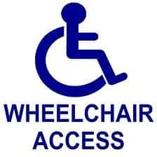 All Smiles Dentistry Pic 5 - Wheelchair access available via lift wheelchair hire available from Westfield Reception
