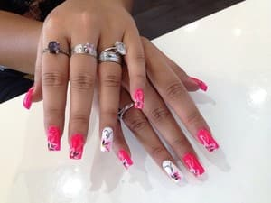 Sophias nails Pic 2