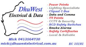 DhuWest Electrical & Data Pic 2